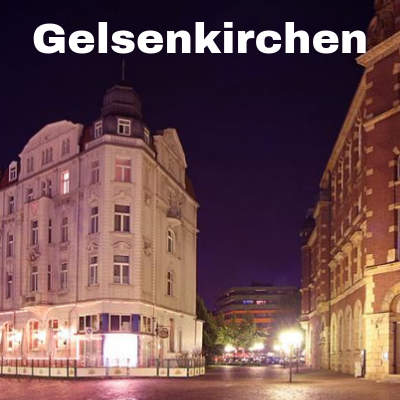 Gelsenkirchen germany